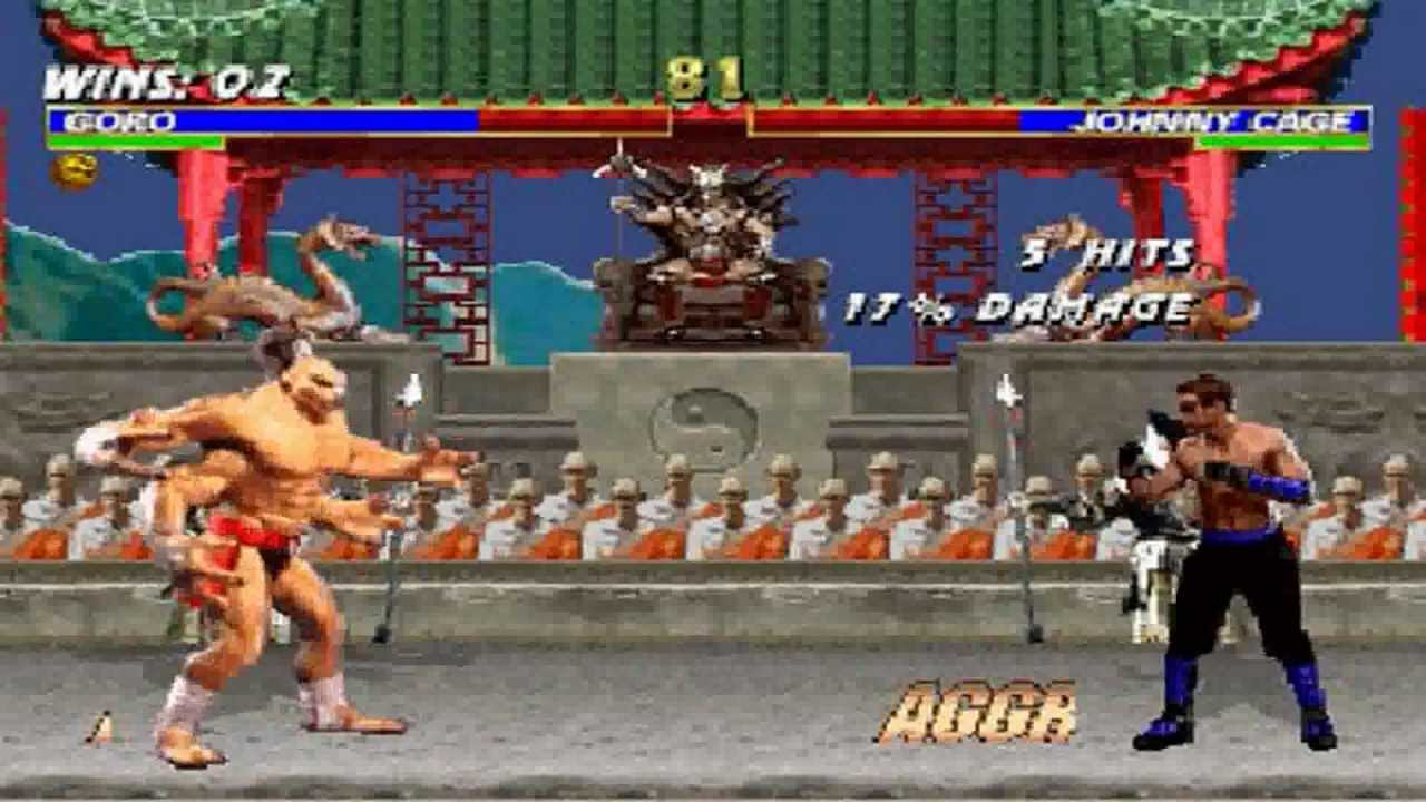 Mortal Kombat Trilogy [NTSC-U] ISO < PSX ISOs   Emuparadise